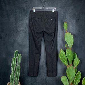 MaxMara Pants & Jumpsuits - CLEARANCE Max Mara Charcoal Wool Blend Pants